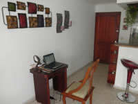Cartagena Colombia apartment photograph